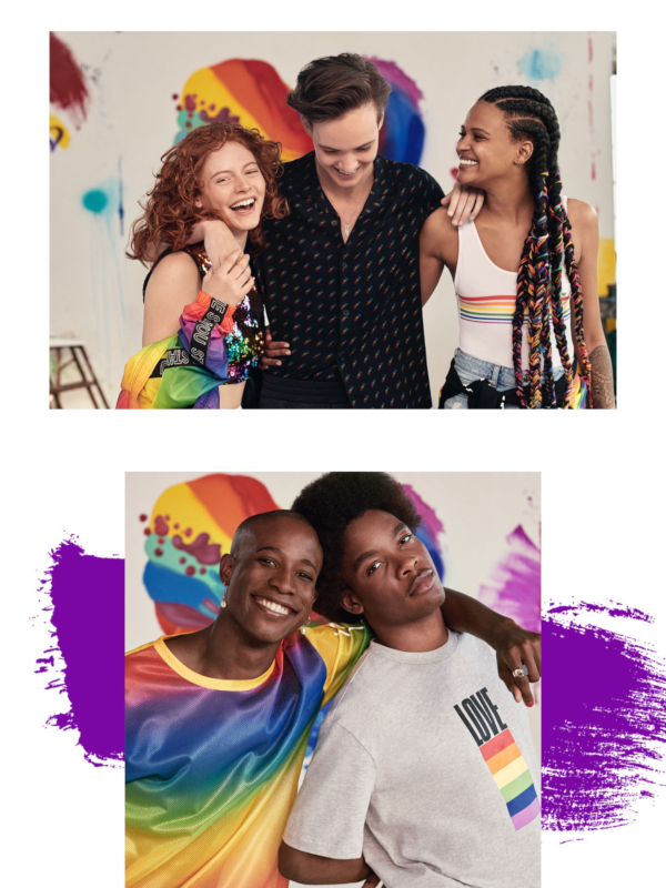 Love for all: H&M kapsula kolekcija za podršku LGBT zajednice