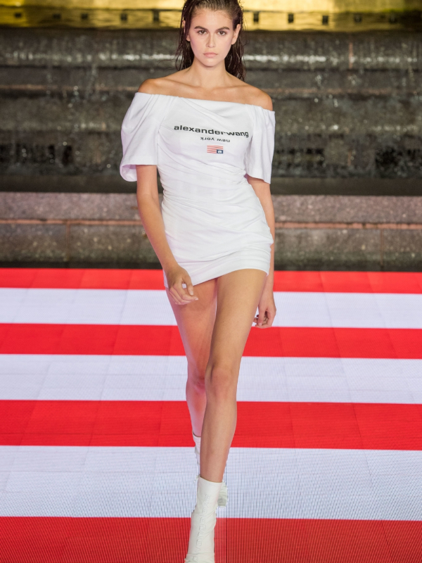 Istorija američke mode u kolekciji Alexander Wang SS'2020