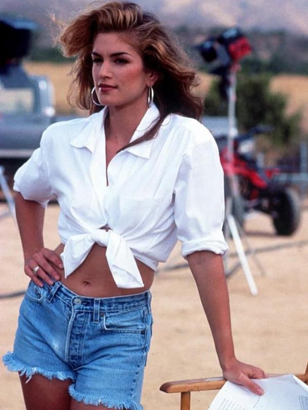 Kako nositi teksas šorts ovog leta