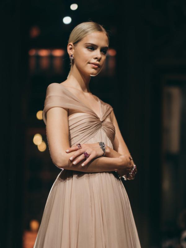 Dior predstavlja kolekciju nakita Gem Dior