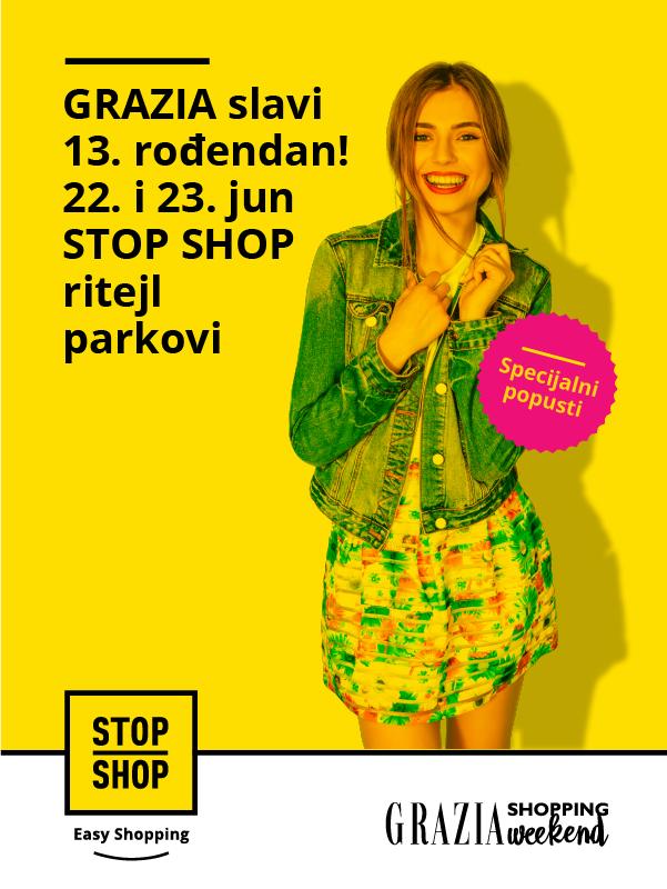 Magazin Grazia obeležava 13. rođendan!