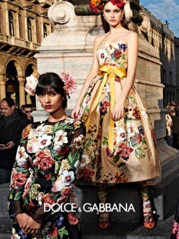 Milanske strasti: nova reklamna kampanja Dolce & Gabbana