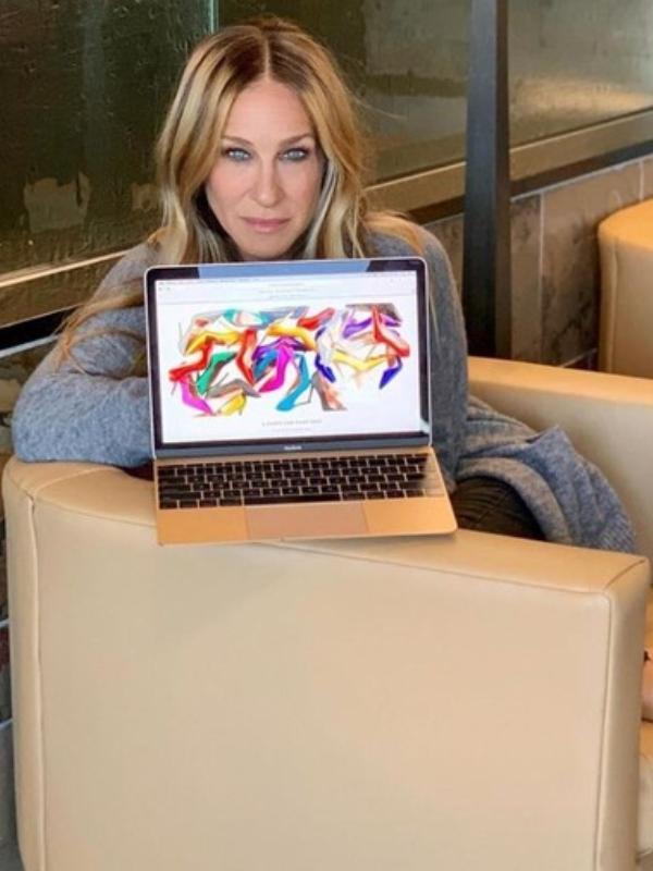 Cipele, knjige i parfemi: Sara Džesika Parker je otvorila svoju online prodavnicu