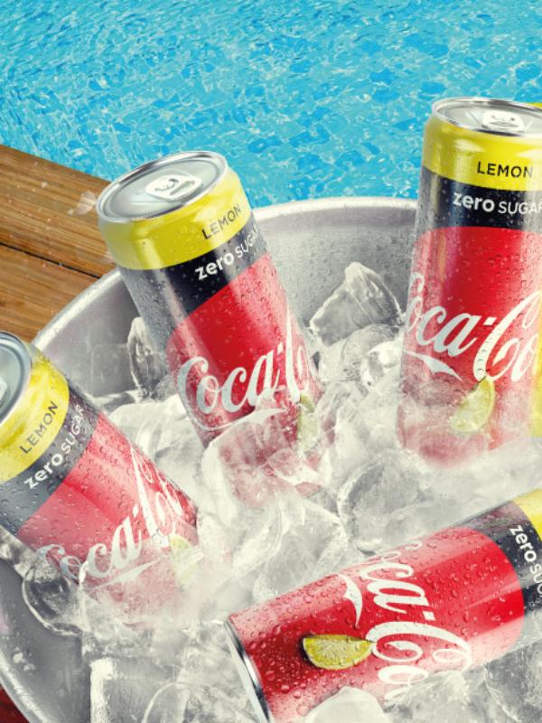 Coca-Cola Zero Limun – savršeno osveženje za svaki momenat uživanja