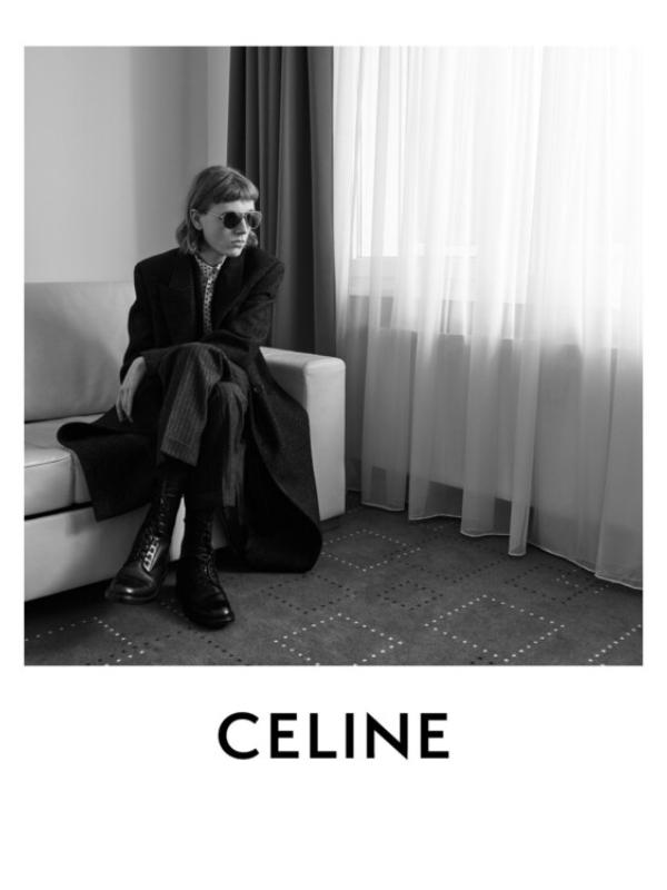 Berlinski sindrom: nova Celine reklamna kampanja