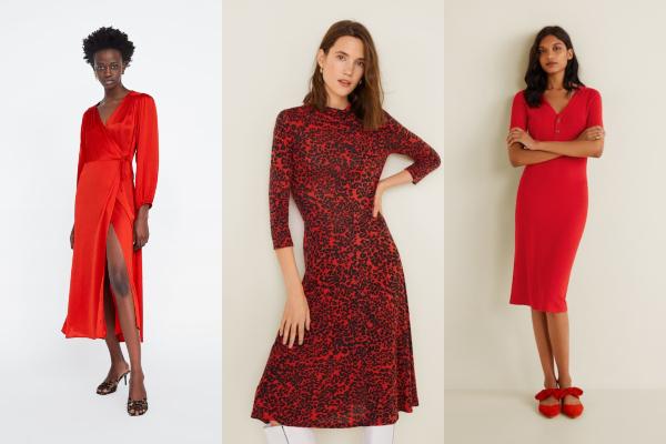 10 crvenih haljina za Dan zaljubljenih