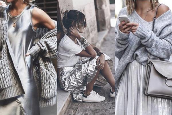 15 srebrnih odevnih komada za dan i za noć