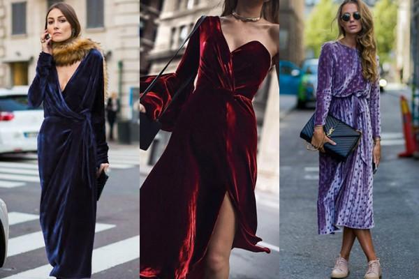 Plišane haljine koje želimo ove zime