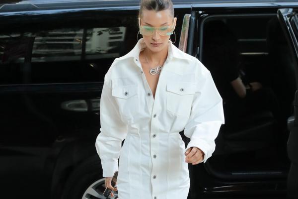 10 haljina sa džepovima u stilu Bele Hadid