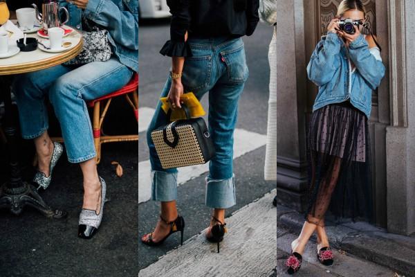 10 načina da nosite komade od džinsa u oktobru