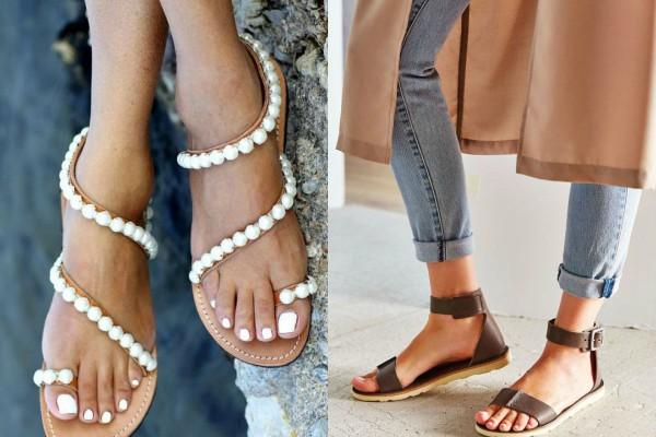 10 pari udobnih i lepih sandala za majske praznike