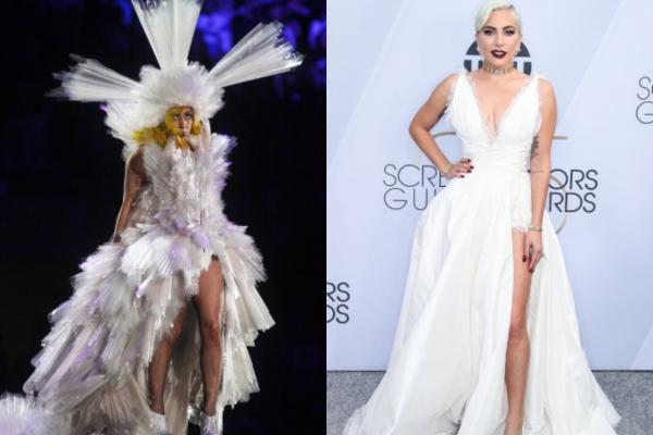 10 Year Challenge: evolucija stila Lejdi Gage