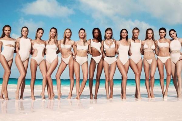 Solid & Striped kolekcija kupaćih kostima u saradnji sa modelima