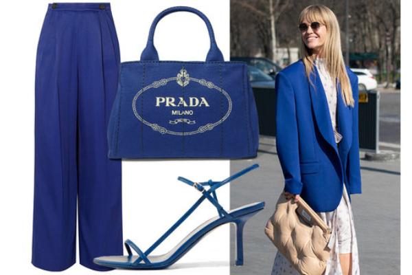 15 bitnih stvari za proleće u plavoj paleti