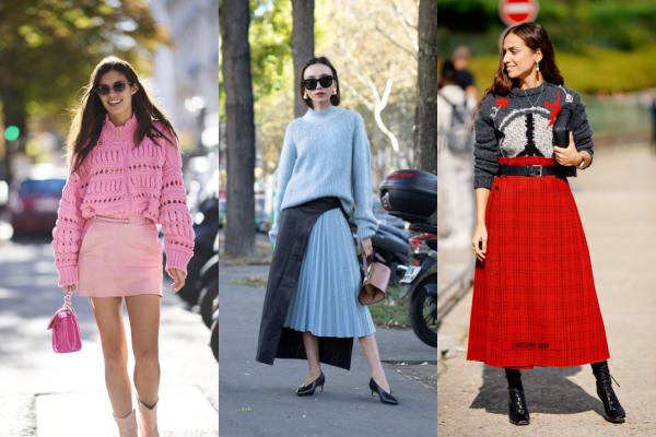35 ideja - nosite džemper kao street style zvezda