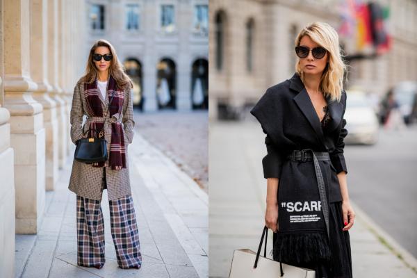 5 modernih načina da nosite šal ove jeseni i zime