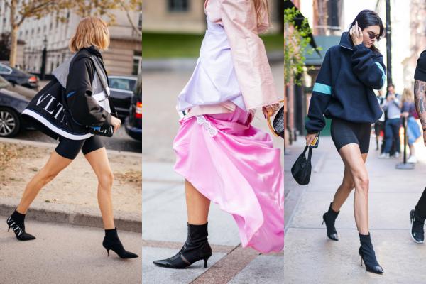 Čarape-čizme: moderni modeli za jesenju sezonu