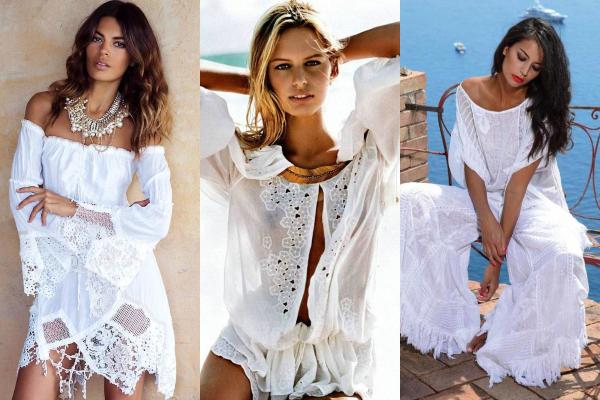Beli boho ili luksuzna odeća za kraljice plaže
