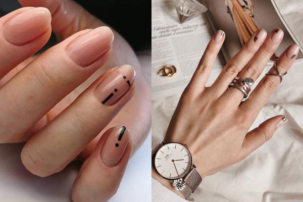 Blank space nails - moderan manikir za koji vam treba samo nekoliko minuta