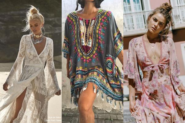 Coachella 2019: 15 haljina u boho stilu