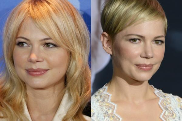 Dobar primer: zvezde koje će vas ohrabriti da promenite frizuru