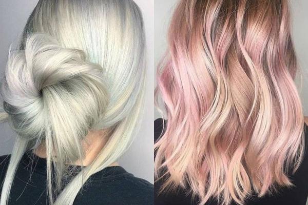 Faded pastel - kako nositi najmoderniju boju kose ovog proleća