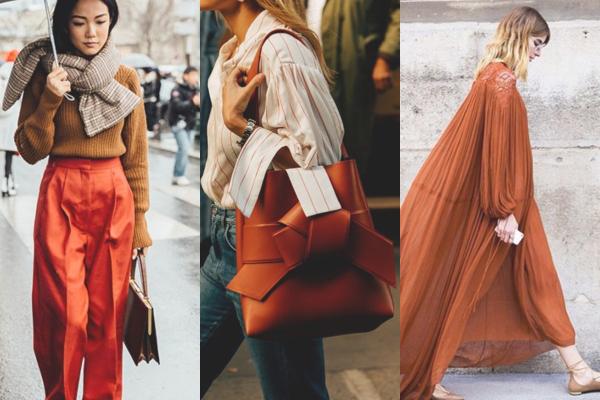 Idealna za jesen: odeća u boji cimeta