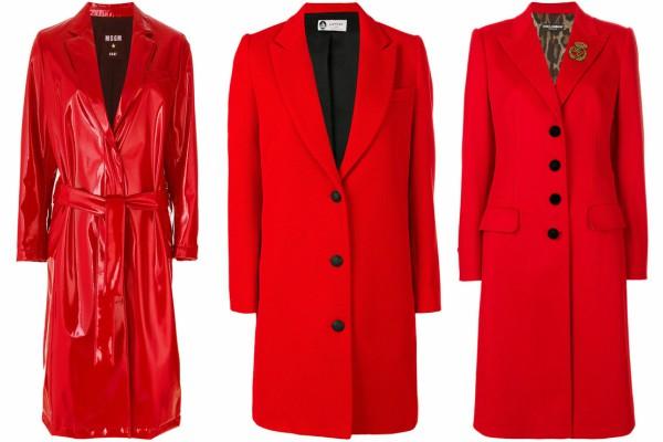 Jarko crvena je boja nove modne sezone
