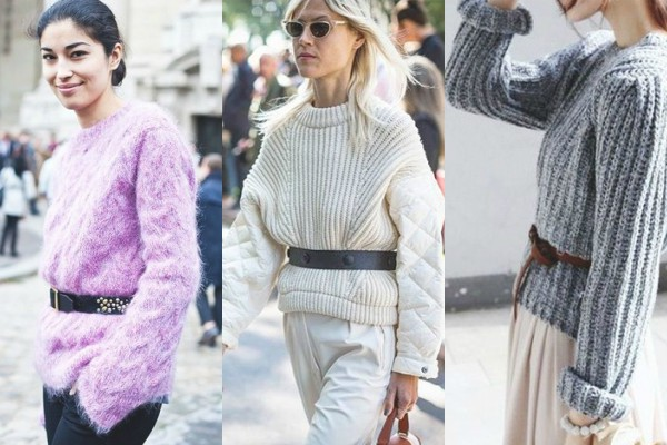 Jednostavan način da stilizujete džemper