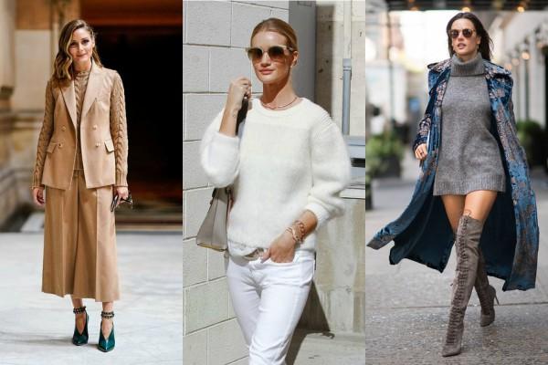Još toplije: 10 džempera poznatih dama