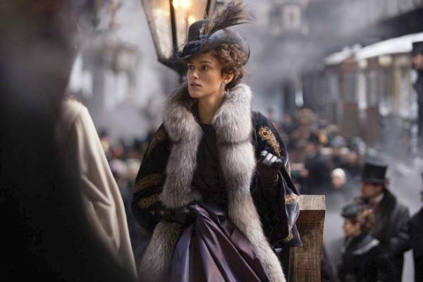 Kako nositi kaput u stilu Ane Karenjine