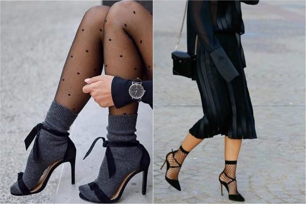 Kako ovog proleća nositi čarape sa sandalama