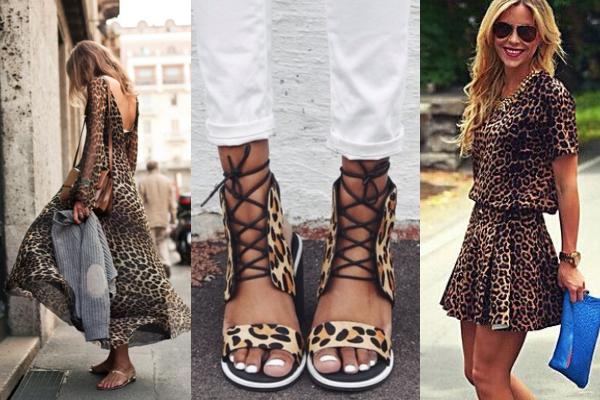 Leopard print je aktuelan i ovog leta