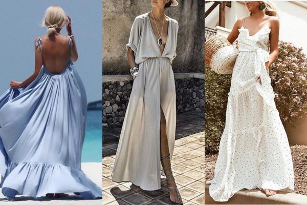 Maksi haljine koje volimo ovog leta