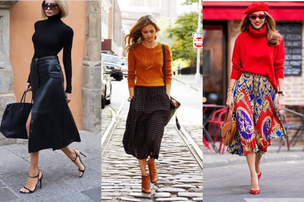 Najbolji prijatelji: tople suknje za jesen