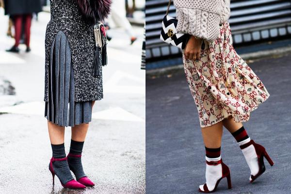 Najnoviji način da nosite sandale ove jeseni