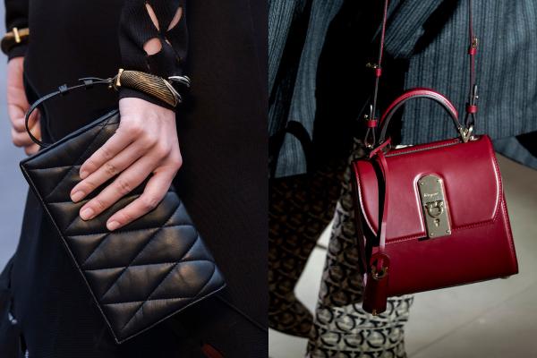 Od minijaturnih klač do ogromnih: 25 najlepših torbica iz Milana