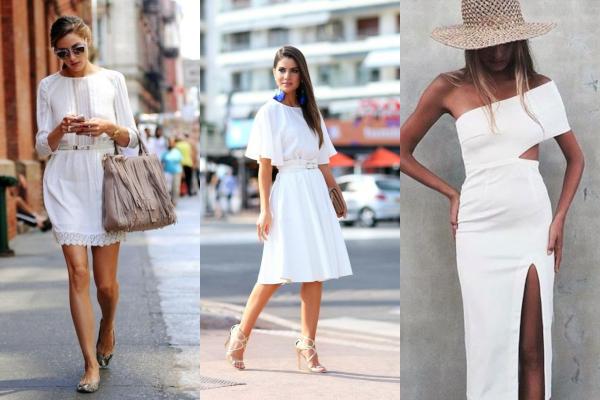 Odabir savršene bele haljine za leto