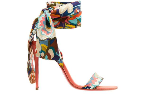 Predivne sandale za ples do jutra
