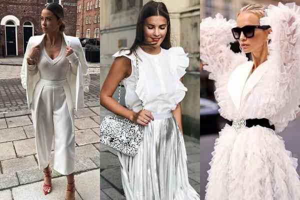 Prolećni trend: nevina bela