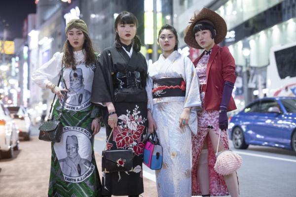 Street style: gosti Tokio Fashion Weeka