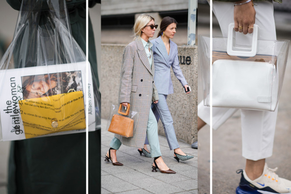 Top 10 transparentnih torbica za prolećnu sezonu