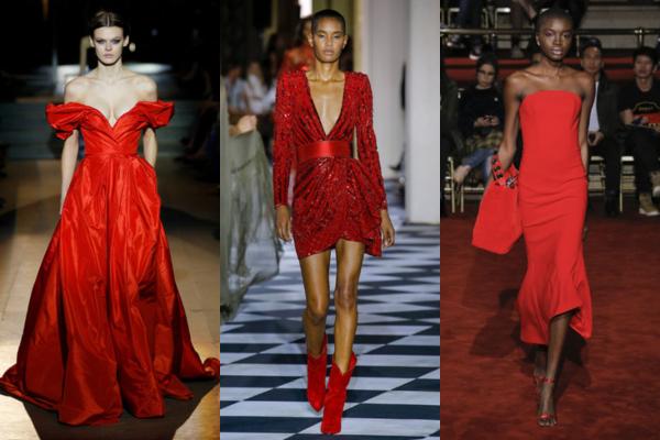 Top 15 crvenih haljina za glavno veče u godini