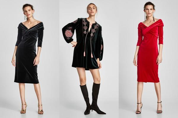 Top 5 plišanih Zara haljina