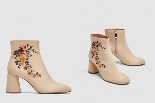 Top 5 – šarene prolećne čizme
