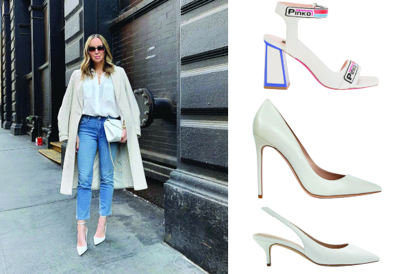Trendi obuća - #BELAJENOVACRNA