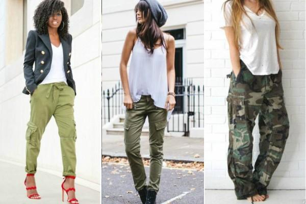 Udobne i moderne – kargo pantalone