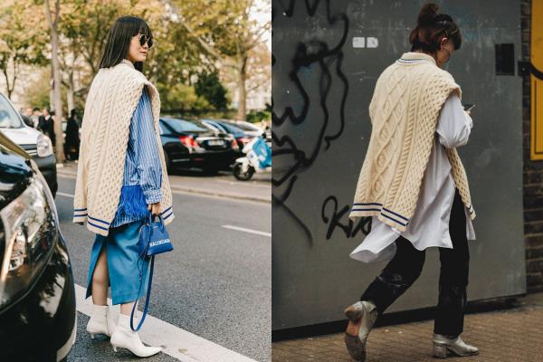 Univerzitetski džemper je najbolji prijatelj dama ove zime