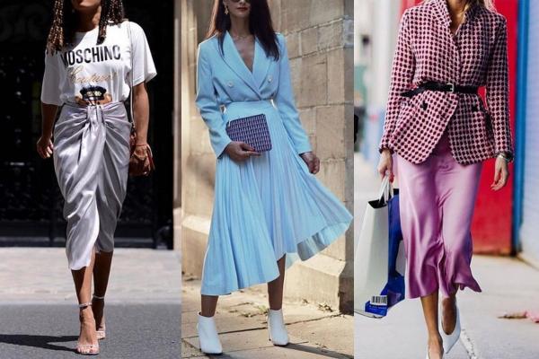 Za celu jesen: 15 modernih midi suknji