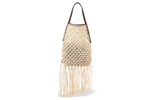 Za najromantičniji izgled: makrame-torbe